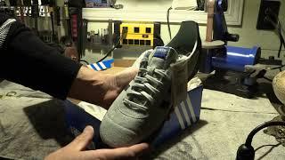 8e07efd29 ᐅ Descargar MP3 de Adidas Deerupt Runner Light Grey Gum Unboxing On ...