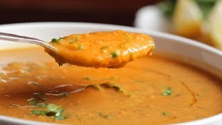 Healthy Lentil Soup | Masoor Dal Soup