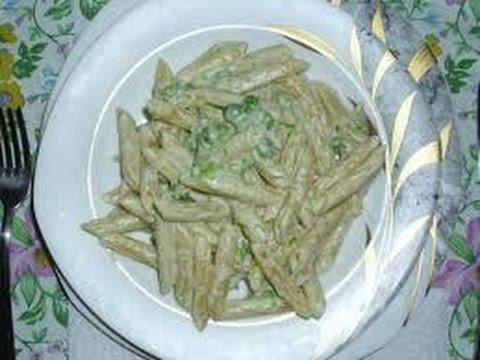 Ricetta Pasta panna,broccoletti e salsiccia,Pasta Recipe cream, broccoli and sausage
