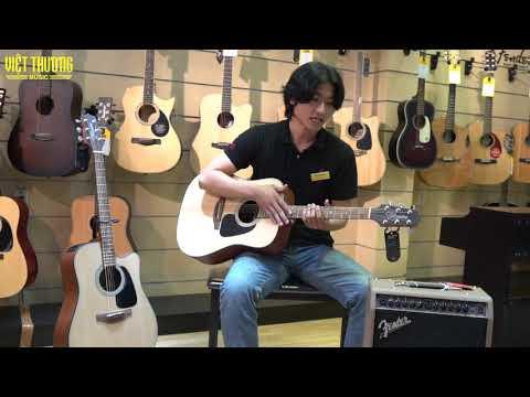 Review chi tiết đàn guitar Takamine D1D NS