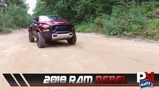 The 2018 Ram Rebel Rivals The F-150 Raptor