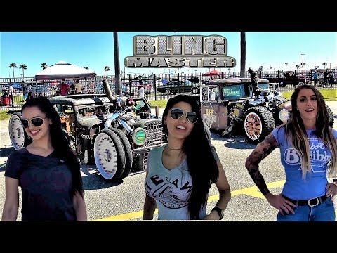 RAT RODS and STREET RODS 2019, WILD CRAZY VEHICLES, DAYTONA BEACH SPRING CAR SHOW & MORE