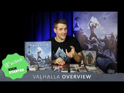 Valhalla - game overview