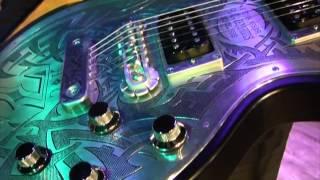Don Felder's guitars and live gear