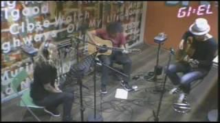 Anouk LIVE Hold on GIEL 3FM