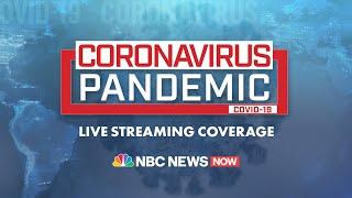 Watch Full Coronavirus Coverage - April 8 | NBC News Now (Live Stream)