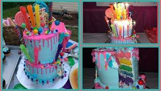 Drip Candy Cake!