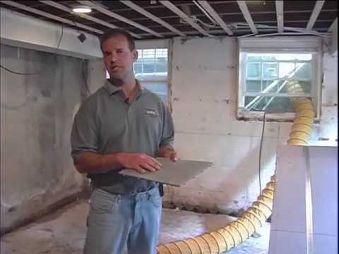 Preparing a Basement for Finishing in Syracuse