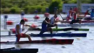 C1 1000m Final A 2014 ICF Canoe Sprint World Championships  Moscow