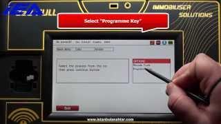 Nissan Micra TS46 transponder programming through OBD