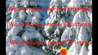 christmas karaoke video