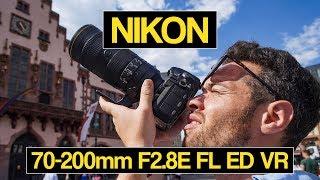Nikkor 70–200 mm 1:2,8E FL ED VR | one of the best lenses I`ve ever seen on Nikon D850