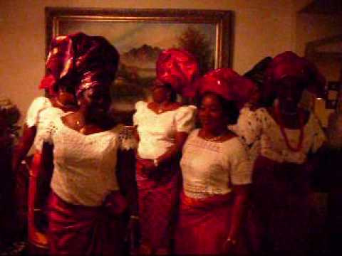 Download Anioma Women's Club-Traditional Dance HD Mp4 3GP Video and MP3