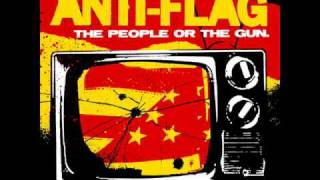 # 8 When All The Lights Go Out - Anti-Flag [High Album Quality] (Lyrics)