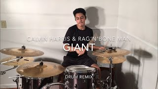 Calvin Harris & Rag'n'Bone Man | Giant | Josh Columbus Drum Remix