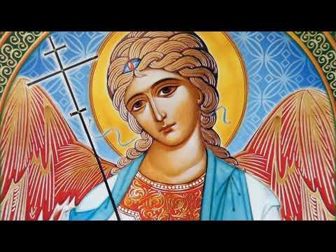 Молитвы Ангелу Хранителю слушать