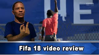 Fifa 18 video review