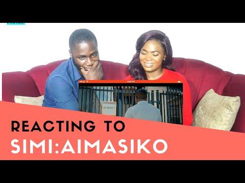 Simi:Aimasiko (Reaction Video)