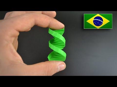 Espiral de DNA