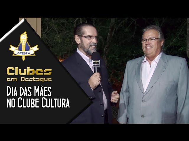 Clubes em Destaque 19-05-2015 Dia das Mães no Clube Semanal de Cultura Artística de Campinas.