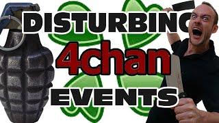 Top 5 Disturbing 4chan Events - GFM