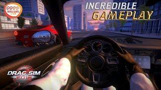 Drag Sim 2018 POV Racing Android iOS Gameplay 1080p 60fps