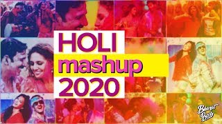 Holi Mashup 2019 | Best Holi Hindi Songs Remix | Bharat Bass