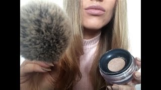 ASMR Doing Your Makeup (Simple/Natural Look), no talking