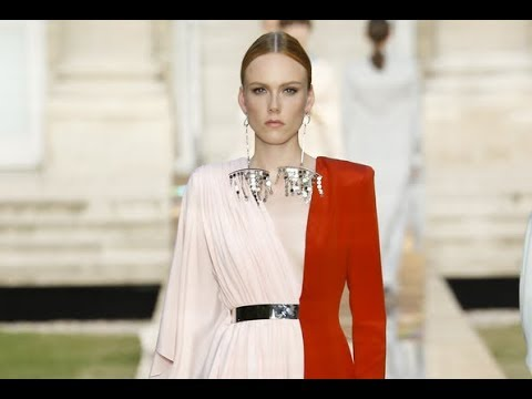 GIVENCHY Fall 2018 Haute Couture Paris - Fashion Channel