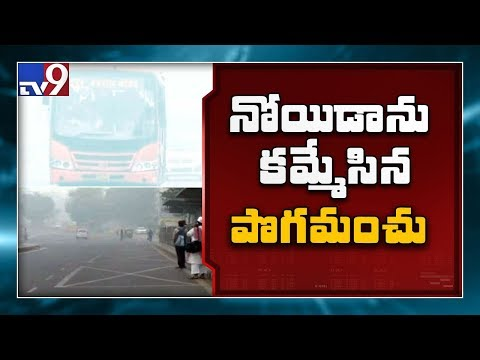 People in Noida, Ghaziabad continues to suffer from 'severe' air pollution - TV9