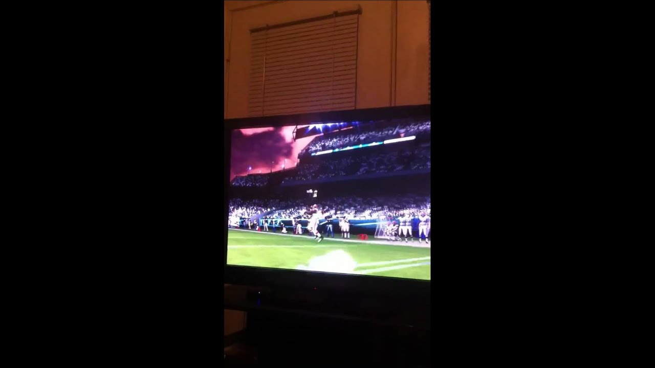 Madden 13 Puts The QB On His Back — And He Still Throws A Touch-downnnnnn