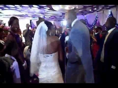 Nollywood Actress, Mary Remmy And Jason Njoku, IROKOtv Founder [Wedding Dance]