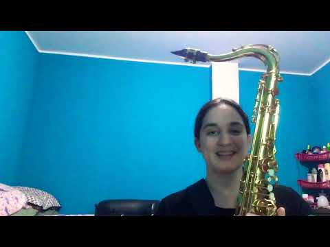 Hello Everyone!  This is My Saxophone Sample Lesson!  I hope you like it ;)   Elissa M