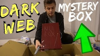 Dark Web Mystery Box Opening Gone HORRIBLY WRONG