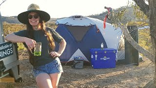 Camping Outback Australia, Things We Found