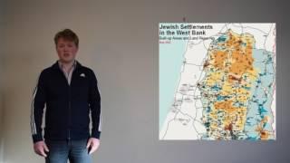TED-talk - Israel-Palestinakonflikten: Bosättarrörelsen