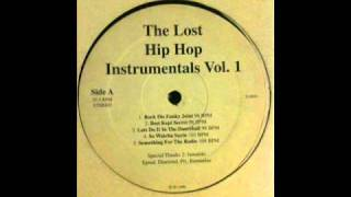 BRAND NUBIAN - ALL FOR ONE INSTRUMENTAL