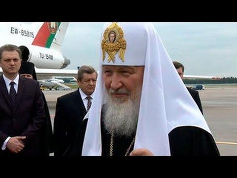 Патриарх Кирилл в Минске встретится с президентом Белоруссии и почтит память воинов