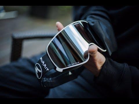 2018 Summit Magnetic Talisman Ski Goggle (Key Features)