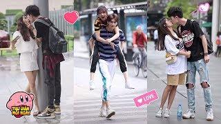 Tik Tok Trung Quốc - Những cặp đôi ngọt ngào HOT nhất phố đi bộ Trung Quốc