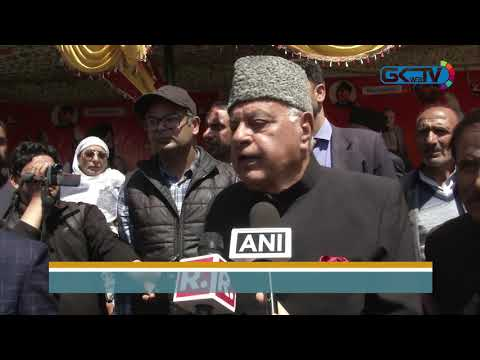 Dialogue only way to resolve Kashmir issue, says Farooq Abdullah; saddened by Yasin Malik's NIA arrest