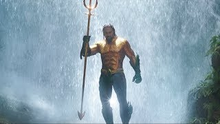 "VIDEO: AQUAMAN – ""Waves"" Clip"