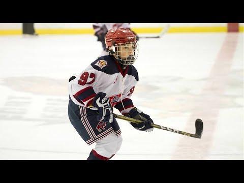 Kids HocKey -- Huge Game Triple A Buffalo Regals vs Burlington Eagles Novice SCTA