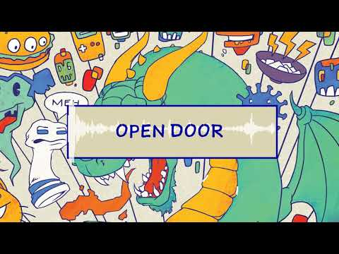 Open Door (Official Audio)  - Mike Shinoda