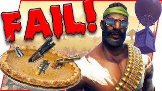 Hot and Ready Fail Comp With A Sprinkle of GREATNESS! - Fortnite Gameplay