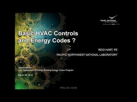 Basic HVAC Controls and Energy Codes - YouTube