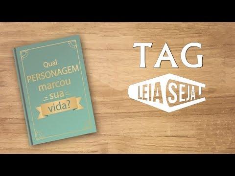 TAG #LeiaSeja | Quais personagens marcaram sua vida?  - Cultura & Ação