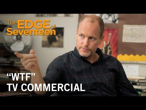 The Edge of Seventeen (TV Spot 'WTF')
