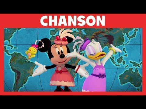 Mickey et ses amis : Top départ - Chanson - Découvrir de nouvelles choses