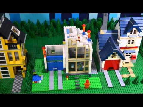 Vidéo LEGO Creator 31012 : La maison de famille